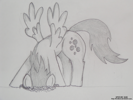 And then No Pony Can See Me! by Invidlord
