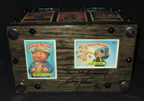 Box 54. Garbage Pail Kids 1. Bottom. by WesleyYoung