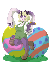 Happy Easter 2018 by IncredibleCherry