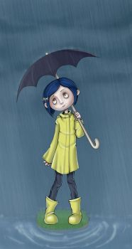 Coraline by TheCatlady