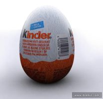 3D Kinder by Dremin