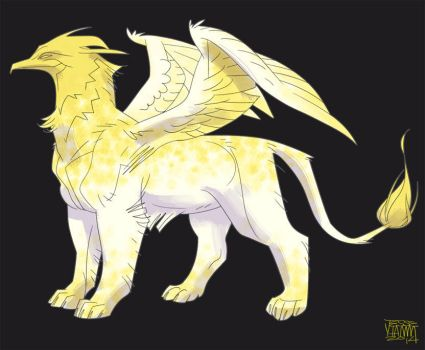 Griffin... by Sirspamdalot