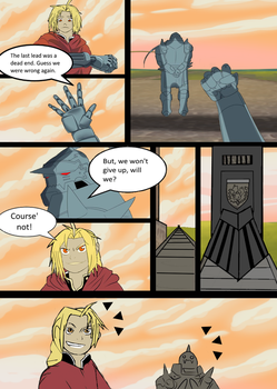 FMA: The Abducted Alchemist Chapter 1 page 3 by salamangkiro