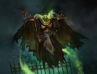 Rise of the Lich by SvetoslavPetrov
