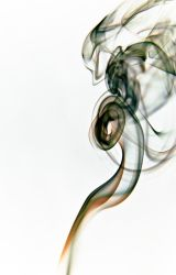 smoke trails inverted by newcastlemale
