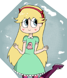 Star Butterfly) by LarisaTheUnicorn11