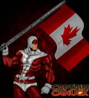 captain canuk by salo-art