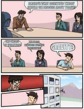 Meme Meeting of SCIENCE Discution! by The-Queen-Of-Mokonas