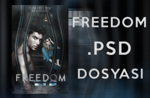Freedom PSD Header by TayfunnA