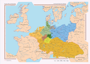 German Confederation Political by GutKnut4703