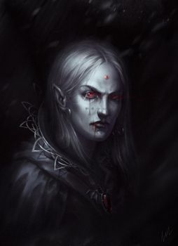 Requiem Chevalier Vampire by inSOLense