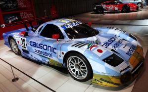 Nissan R390 GT1 Long Tail HVLMD by sudro
