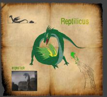 Reptilicus by Cyprus-1