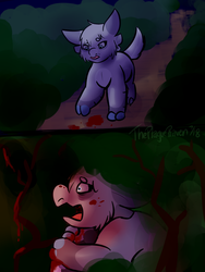 Finding Anoleis by ThePlagueRaven