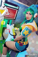 Arcade Riven Cosplay by adami-langley