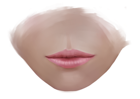 Lips study (Daily 14) by Aurora-Alley
