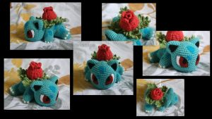 Baby Ivysaur by aphid777
