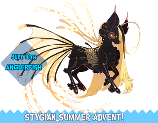 { Stygian Summer Advent } Day 10! by Zoomutt