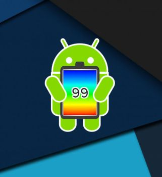 Android Battery Widget for xwidget by Jimking