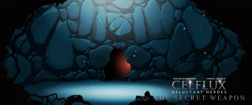 Celflux Animated Short Background Art by gemgfx