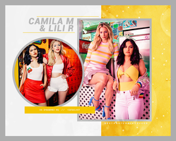 Photopack 25463 - Camila Mendes y Lili Reinhart by southsidepngs