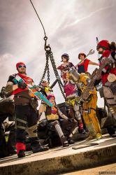 Borderlands Mcm expo london by MissJLondon