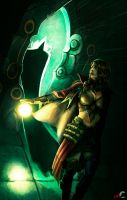 Death Awaits - Diablo 3 Contest Submission by AdrianWolve