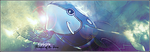Kyogre Signature by Chalkali