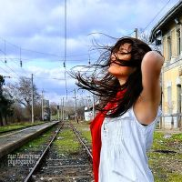 I'm in love with the wind II by nurtanrioven