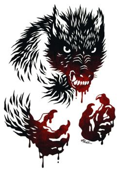 Wolf's fury by MacGreen
