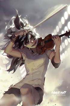 Catharsis by shilin