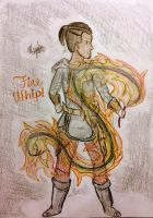Asylum's Flame Whip by WhovianVTfan