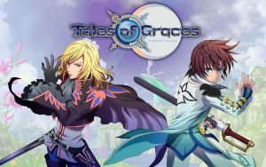 Tales of Graces Wallpaper by Nodarg