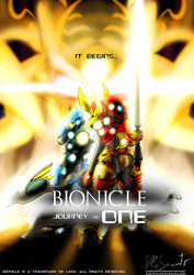 [Poster]BIONICLE: Journey to ONE by IlReSanmto