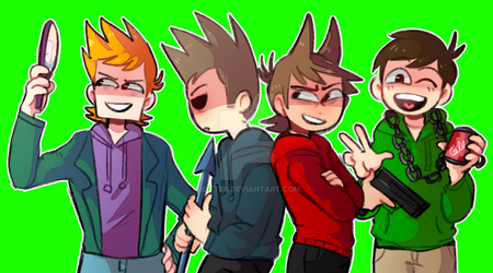 eddsworld ! Print available below ! by idates
