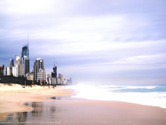 Surfer Paradise 02 by eedyaj