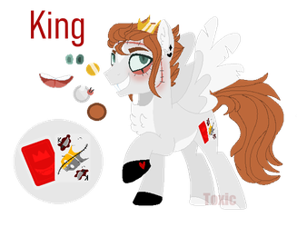 King ref by Toxic-Lemonz