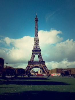 La Tour Eiffel by Every02