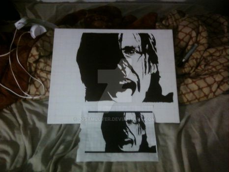 A Beautiful Lie -Before paint- by 30stmLUVER