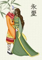 The Avatar's Betrothal by PuffyAmiYumiFan1215