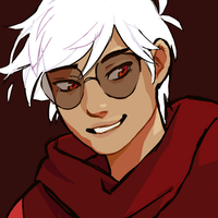 new dave icon wip by knightic