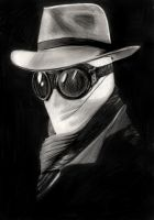 Invisible Man by NoRuLLa
