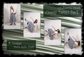 Oopsy Daisy Pack by lindowyn-stock