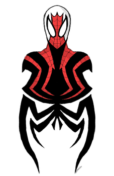 Canadian Spider-Girl by Aonon