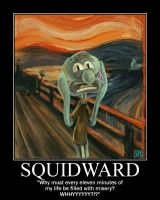 Motivation - Squidward by Songue