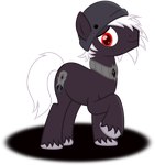 [RP Character] Shadow Flash by Rusty-SparkTheTinker