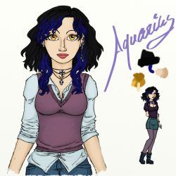 Aquarius Concept WIP by Irisa007