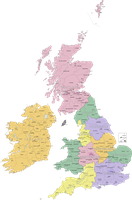 Administrative Divisions of the United Kingdom* by nanwe01