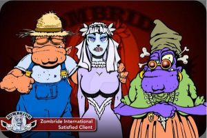 The Fuglies: Zombride Int. 3 by JWraith