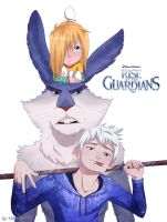 Rise of the Guardians by Milady666